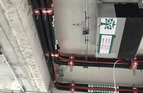 重庆净水、 重庆新风系统、 重庆电梯工程案例12