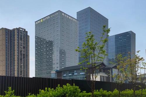重庆机场希尔顿惠庭酒店